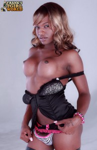 black tranny girl chanel couture